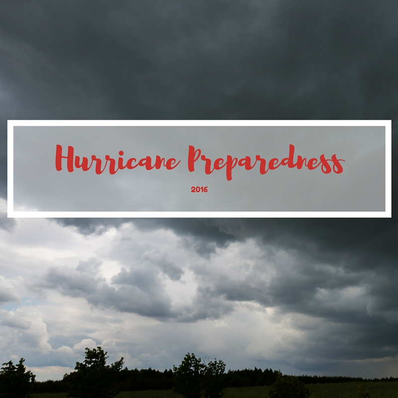 2016 Hurricane Preparedness Tips www.betsiworld.com