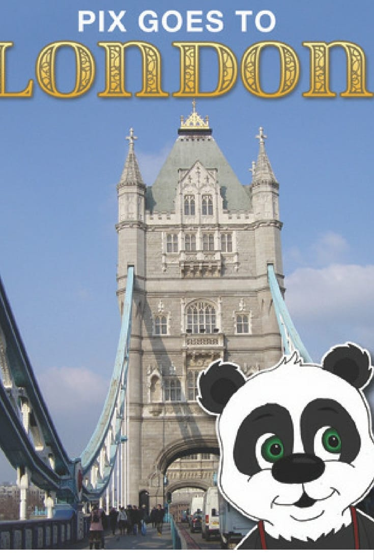 Pix Goes to London https://betsiworld.com//travel-along-wit…-panda-to-london/ ‎