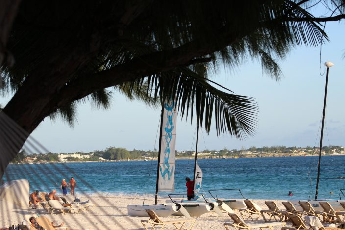 Sugar sand beaches and beautiful azure colored water await you in Barbados