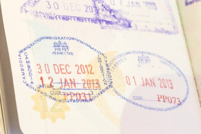 Going on a trip of a lifetime? Don't forget your passport