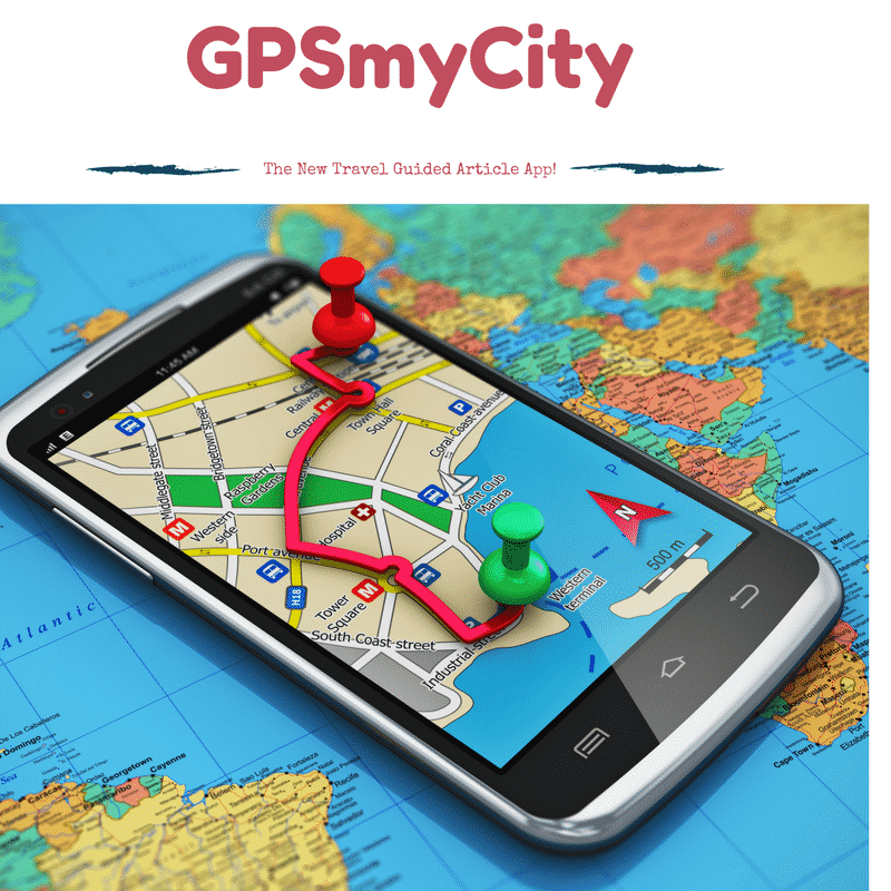 GPS my City What is a Travel Guided Article