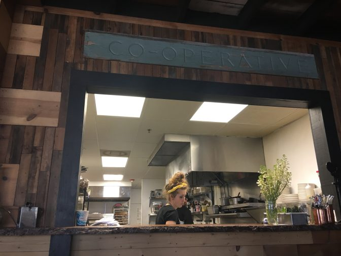 Commune's Open Kitchen
