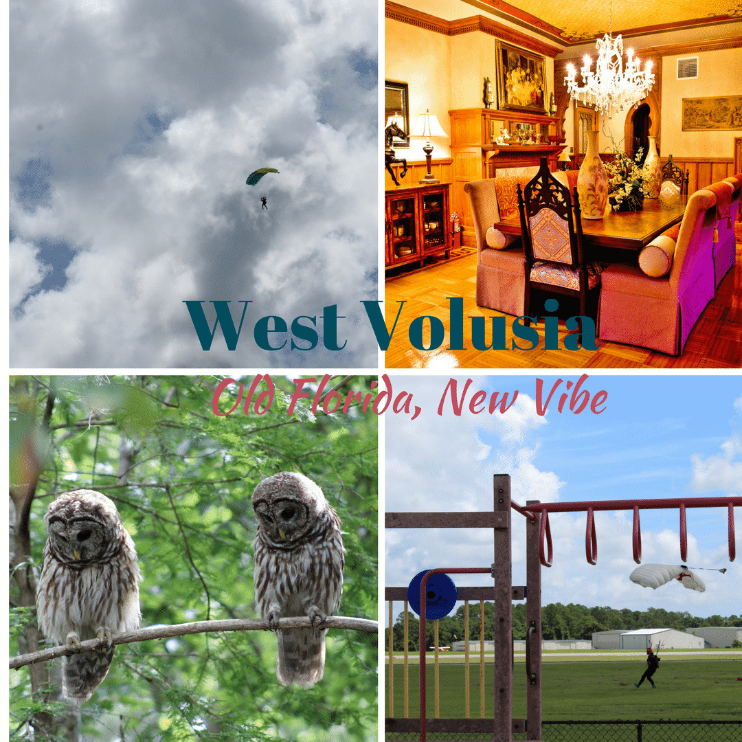 Three Day Escape to West Volusia, Florida; betsiworld.com