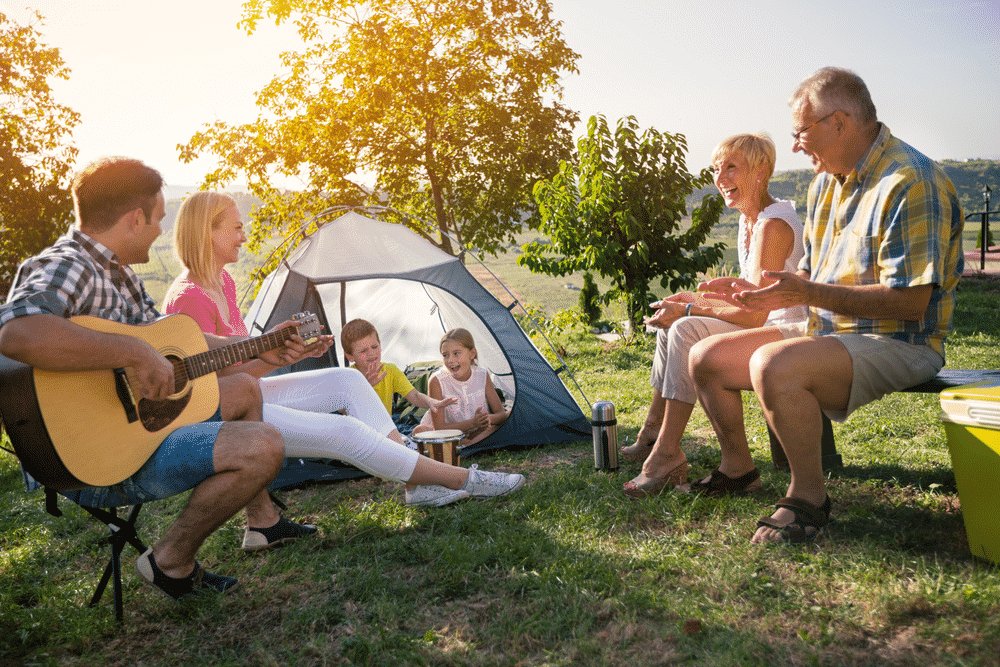 Planning a Family Getaway Camping Trip? Check out our 8 Witty Tips.