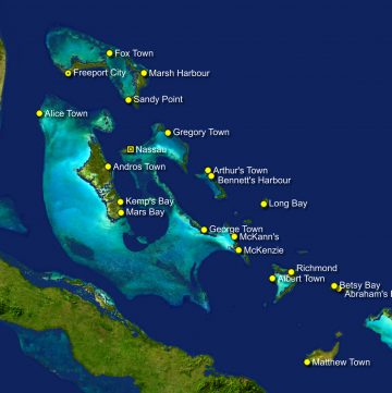 With over 700 islands and cays to choose from, the Bahamas is an ideal boating getaway destination!