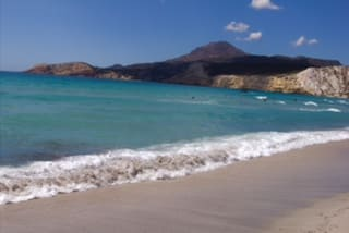 In Search of the Perfect Beach … in Greece!