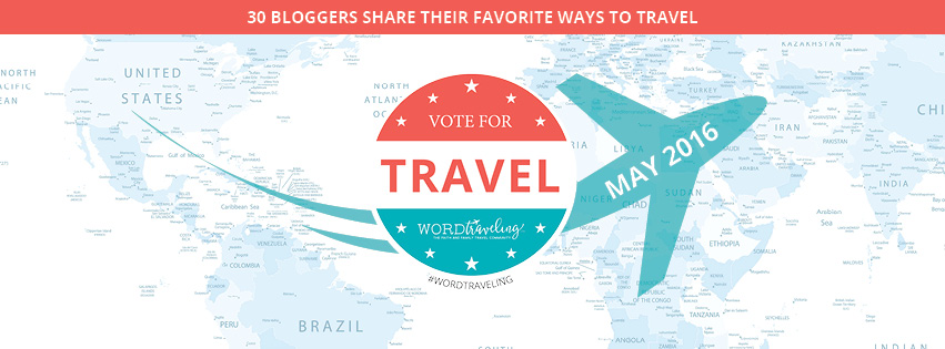 Vote For Travel 2016!