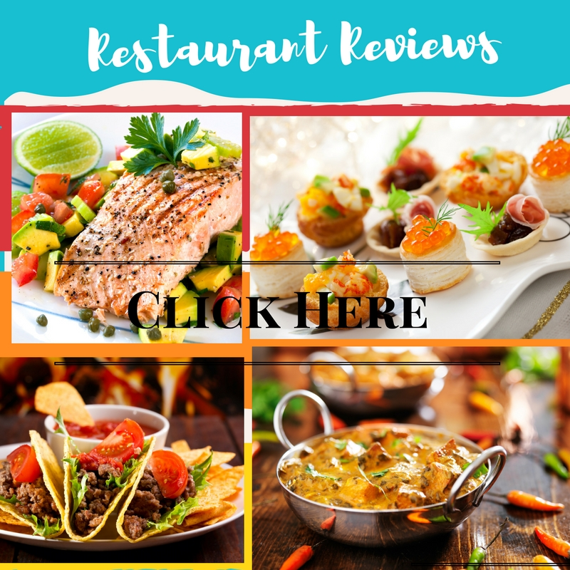 Restaurant Reviews, Food and Recipes
