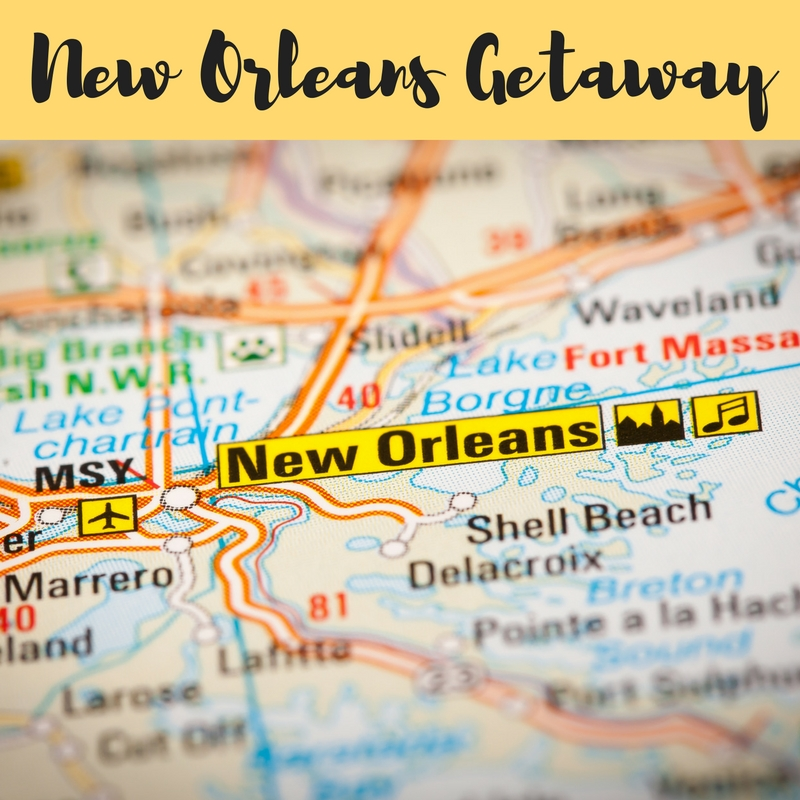 New Orleans Getaway Packing List and Tips