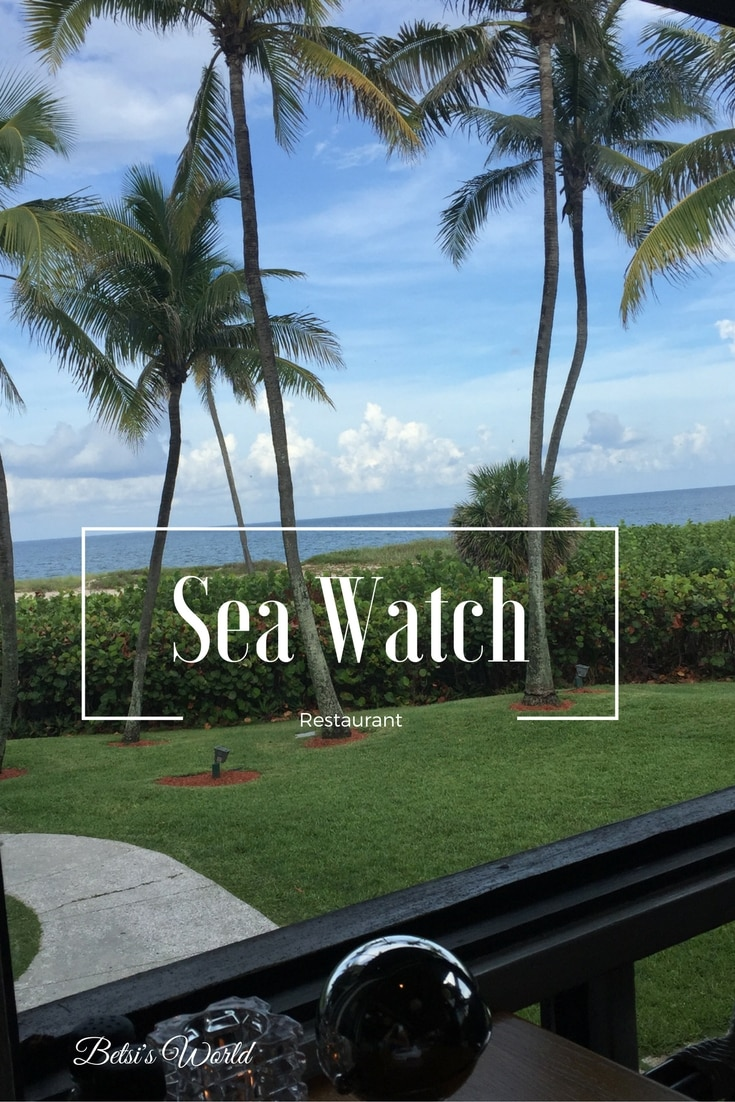 Sand meets surf meets sophistication at the Sea Watch Restaurant! Sea Watch Restaurant is a wonderful place for a celebratory evening! If you are looking for a romantic evening, or that special place to hold a celebration, look no further than Sea Watch Restaurant in Ft. Lauderdale!