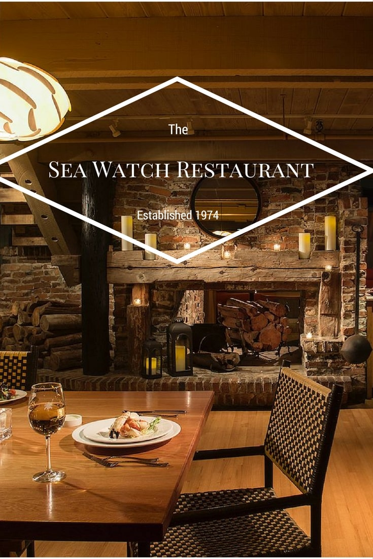 Sand Meets Surf in Elegance at the Sea Watch Restaurant