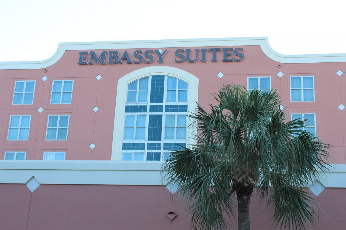 Destination Disney and A Heavenly Stay at Embassy Suites in Orlando
