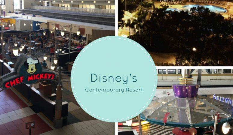 Multi-Generational Disney Getaway at The Contemporary Resort