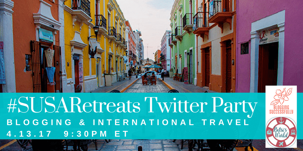 Mexico Susa Retreat Twitter Party