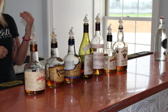 """Willett Distillery, Bardstown, KY. Using the recipes handed down from John David Willett, Thompson Willett crafted """"Old Bardstown"""""""