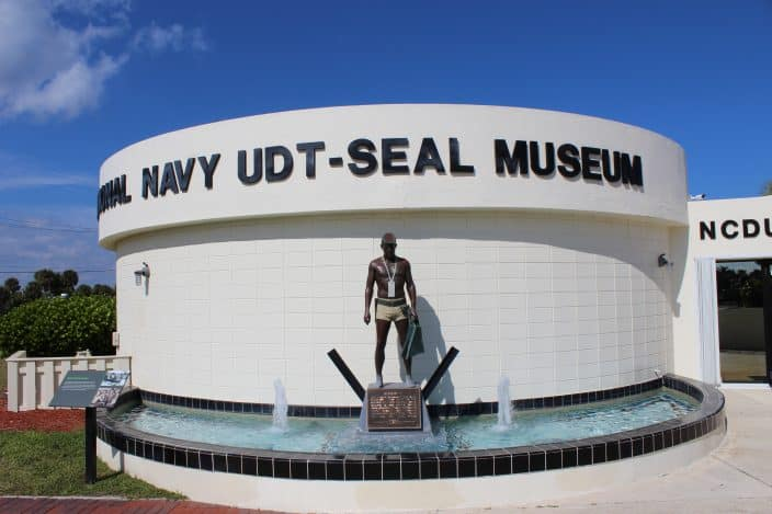 Discover Florida's Space Coast & Treasure Coast : Fort Pierce : National Navy Seal Museum
