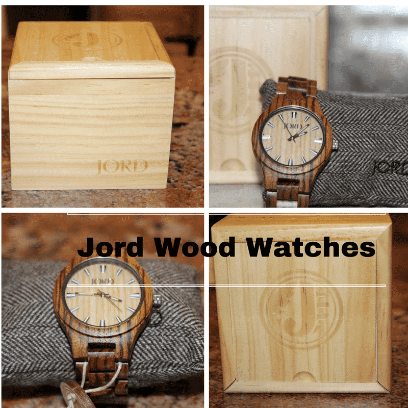 Jord Wood Watches Exquisite, Artful timepieces - a perfect gift for that special someone