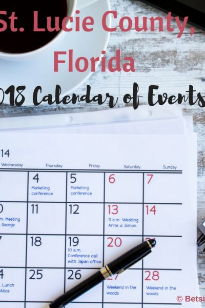 What's Happening in St. Lucie County, Florida 2018