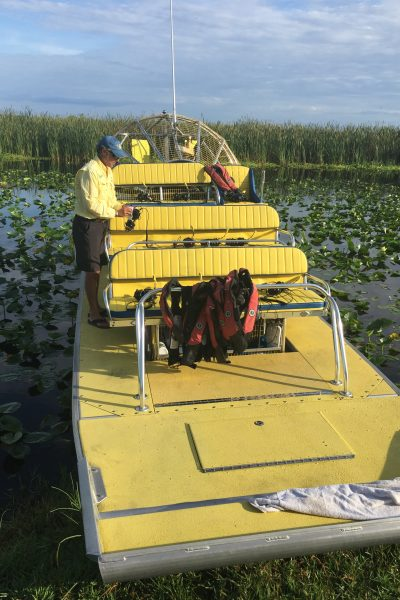 High-Speed Airboat Adventure on Florida's Treasure Coast!