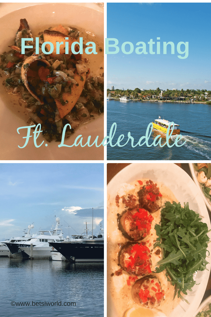 Start your Florida Boating Adventure in Ft. Lauderdale. It's a great start to your adventure, whether you are heading to the Keys, Cuba, the Bahamas or Caribbean. http://bit.ly/2tF56qk