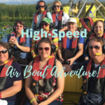 Get ready for the adventure of a lifetime as you take an airboat adventure on Florida's Treasure Coast with Captain Bob's Airboat Adventure Tours! www.betsiworld.com/high-speed-airboat-adventure-treasure-coast-fl