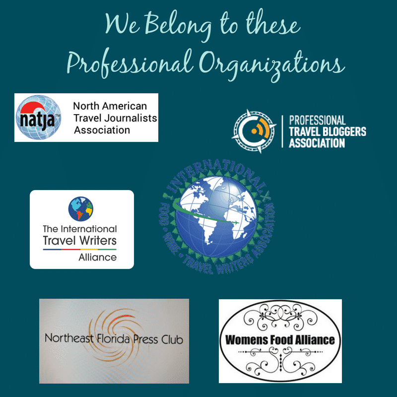 The team of Betsi's World is proud to be members of these professional organizations