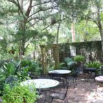 Imagine sitting in the garden of the St. Francis Inn, ideal for a romantic escape in St. Augustine