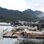 Juneau float plane base
