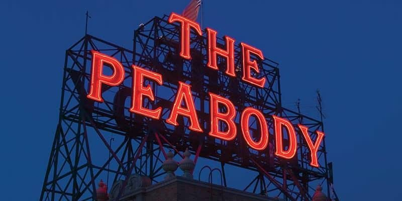 Finding My Southern Lady at Afternoon Tea at the Peabody Memphis Hotel