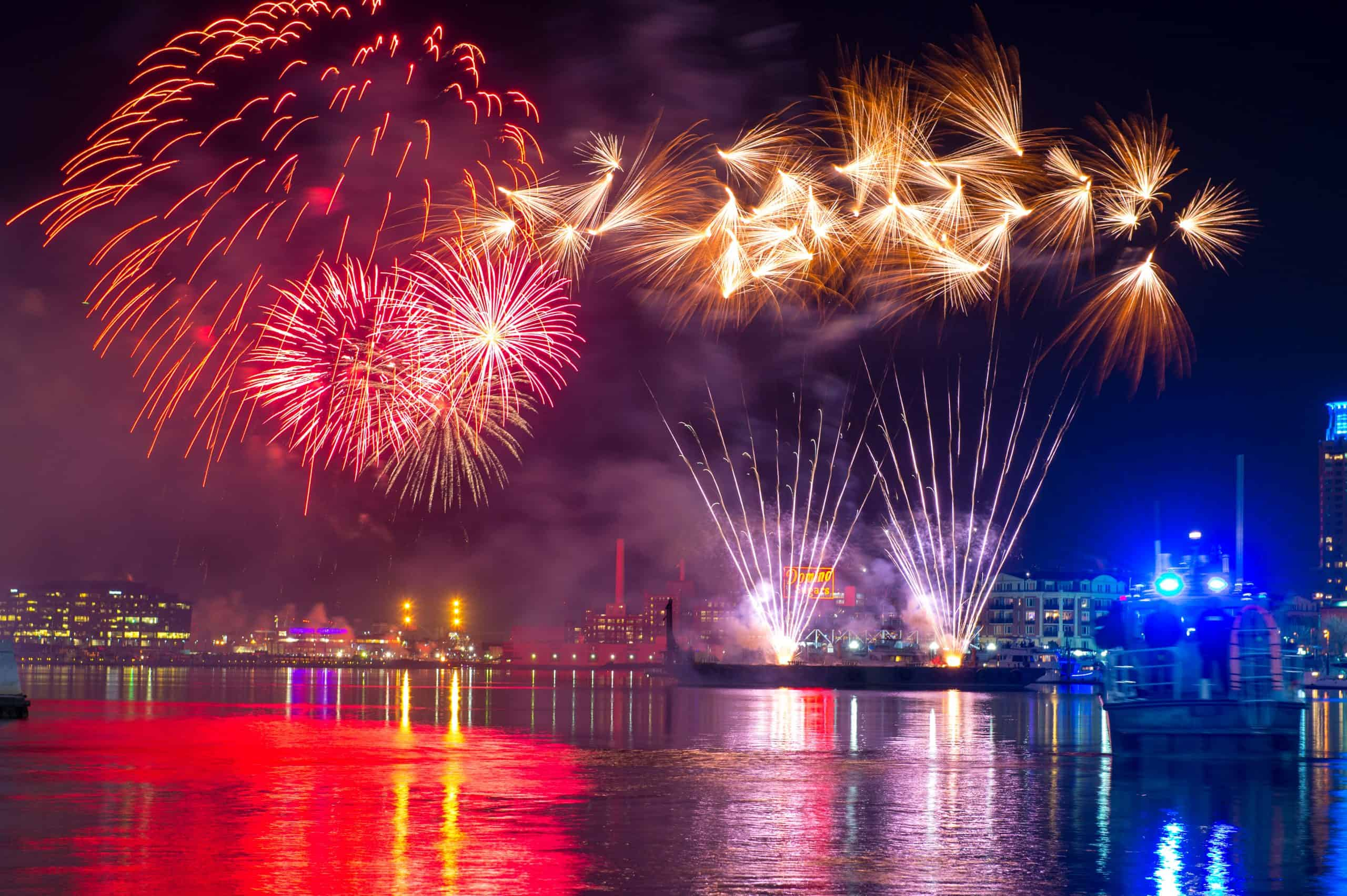 New Year's Eve Happenings In Baltimore 2018