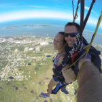 This high flying adventure with Skydive Sebastian ranks high on our top 10 things to do in Vero Beach! Skydive Sebastian / Photo Courtesy of Paradise Advertising / Vero Beach, FL