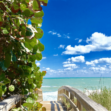 Vero Beach is a cool, fresh, and low-key coastal town with an upscale feel is a haven for beach lovers, a mecca for treasure hunters and a perfect recipe for adventurers.