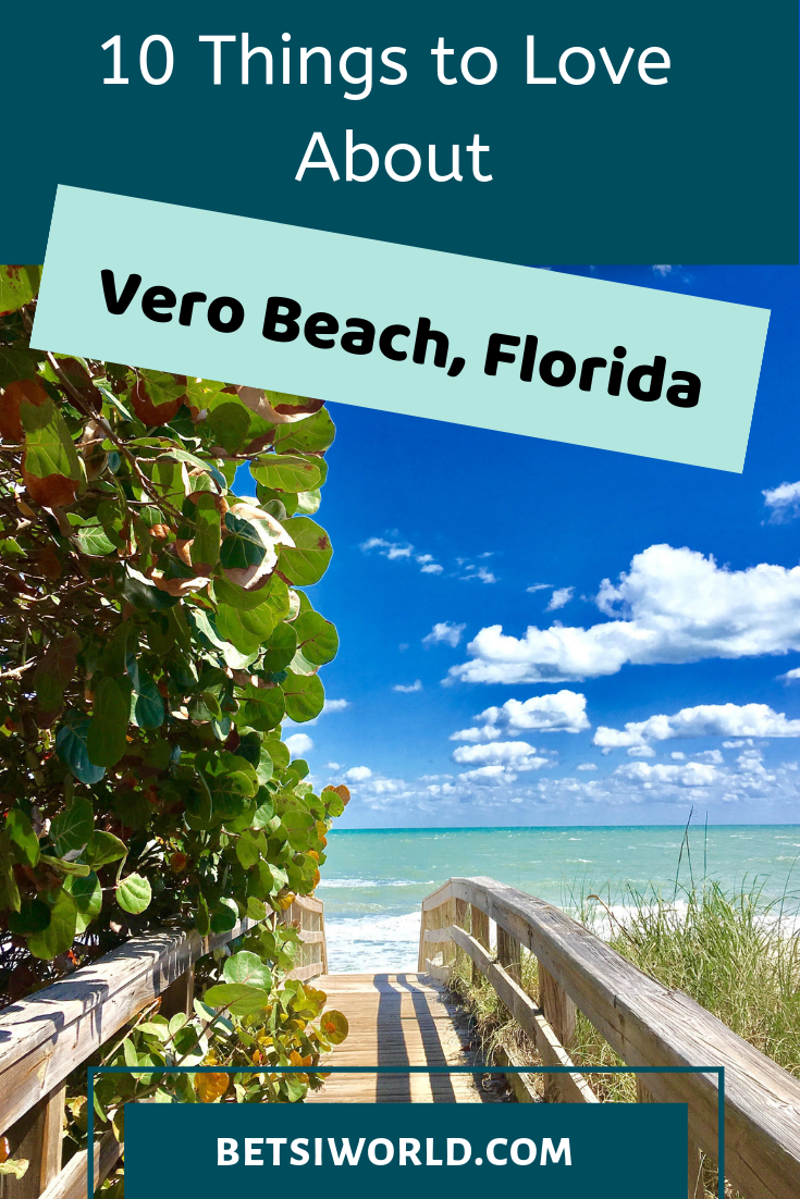 Amazing food & wine, adventure, shopping, and some surprises await you in #VeroBeach #Florida! This fresh, cool seaside town is ideal for a romantic getaway to Florida.