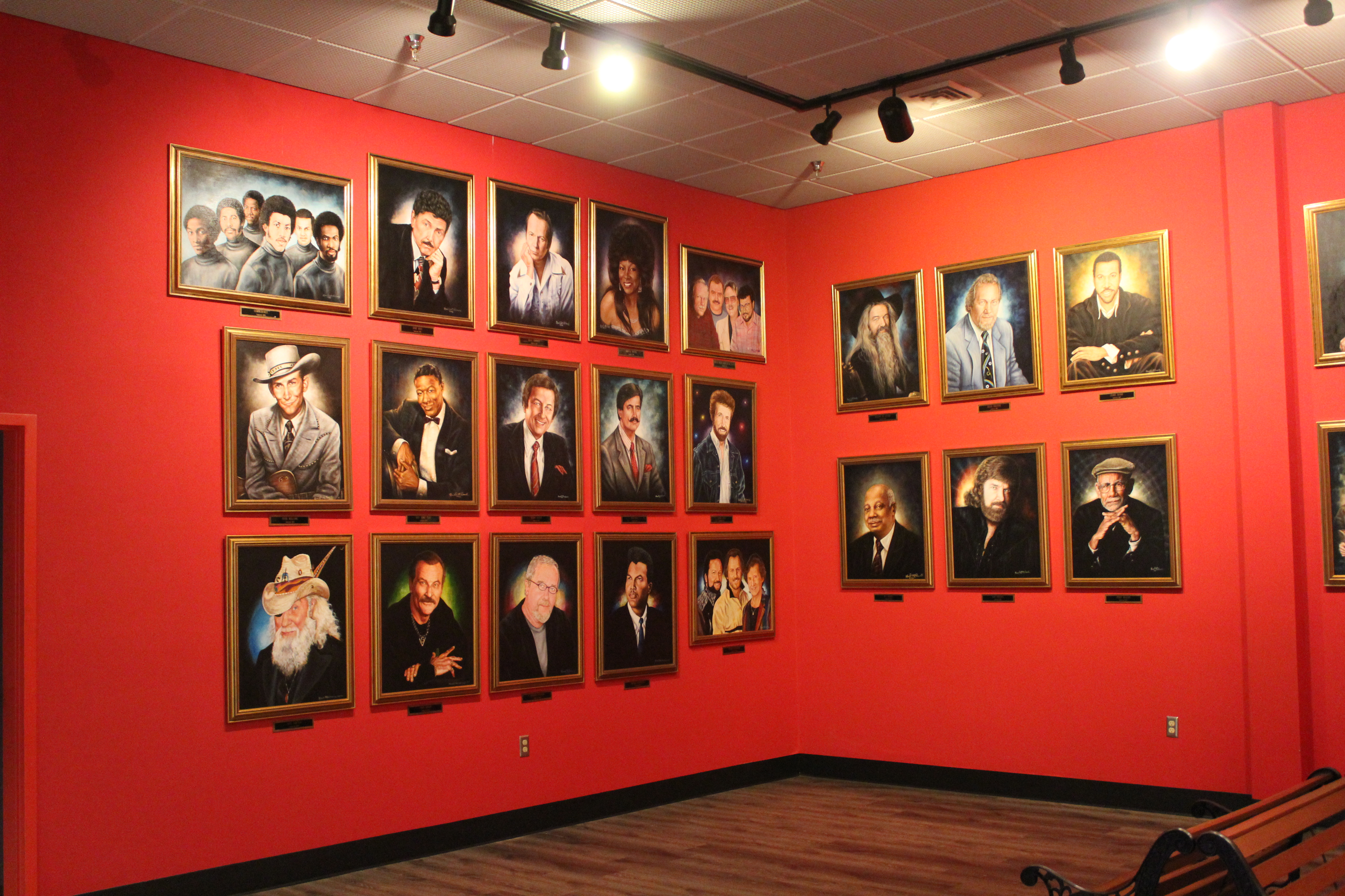 The Alabama Music Hall of Fame in Florence, Alabam