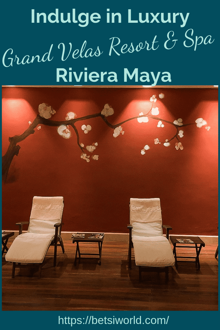 Indulge yourself in an unforgettable sensory spa experience at Grand Velas Se Spa on Mexico's Riviera Maya