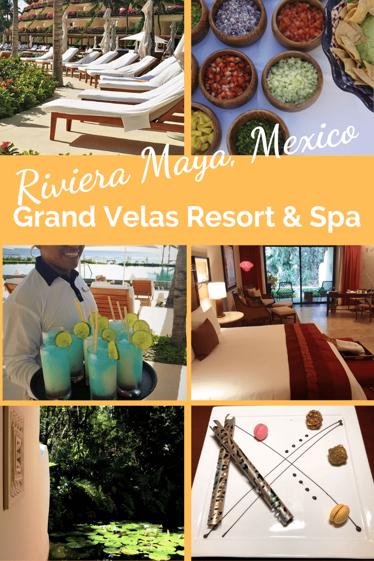 Grand Velas Riviera Maya - perfect for a getaway!