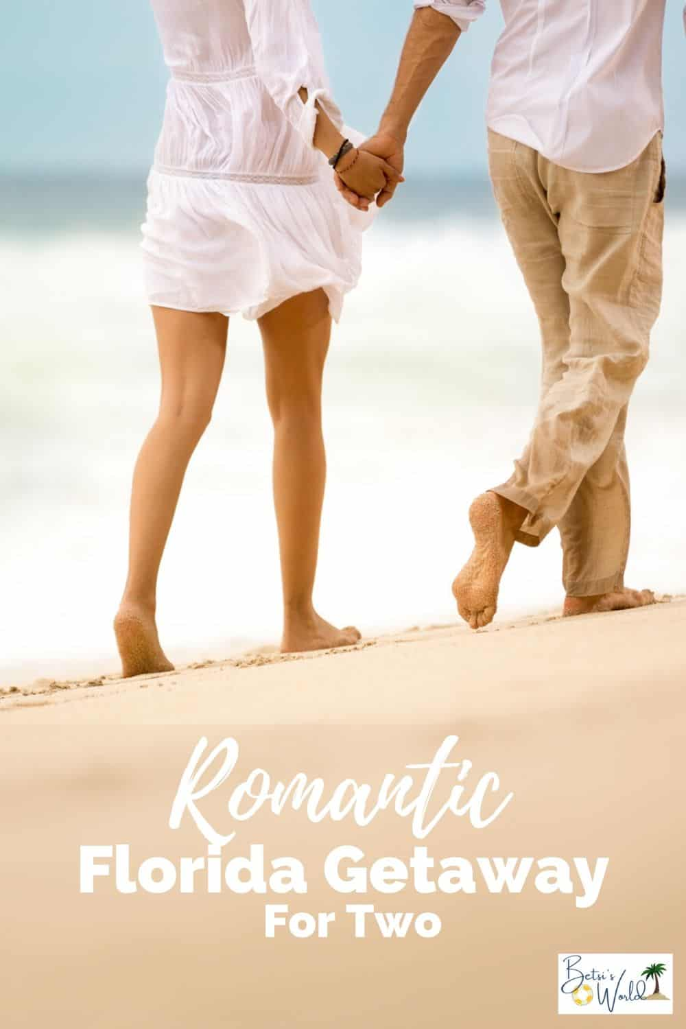 When the stress of life closes in it's time for a romantic Florida getaway. Relax, recharge, and reconnect with these 7 Florida destinations. A perfect romantic getaway for two.
