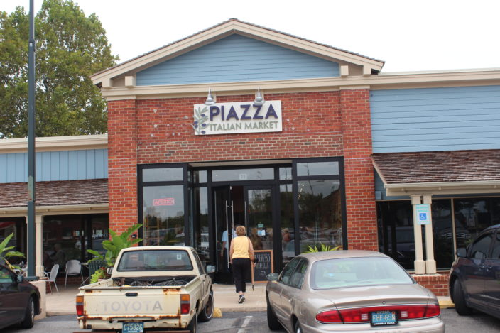 Piazza Italian Market in Easton. Delmarva