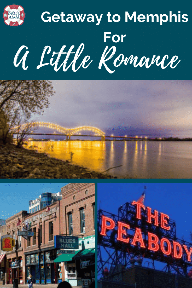 A great way to connect and unwind with your sweetie is a romantic Memphis getaway. Beale Street, Graceland, the music history, the Peabody and more, Memphis is a great getaway.
