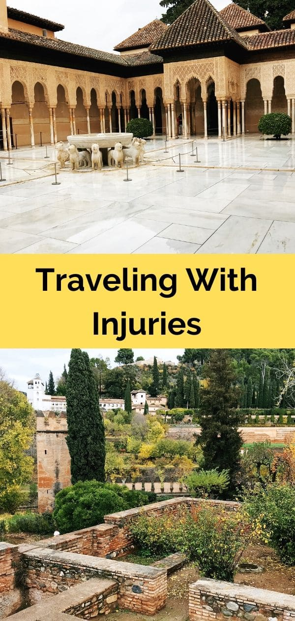 Don't let physical limitations and injuries keep you from your passion of traveling. These travel tips will help you reignite your passion for travel despite your limitations or injuries.