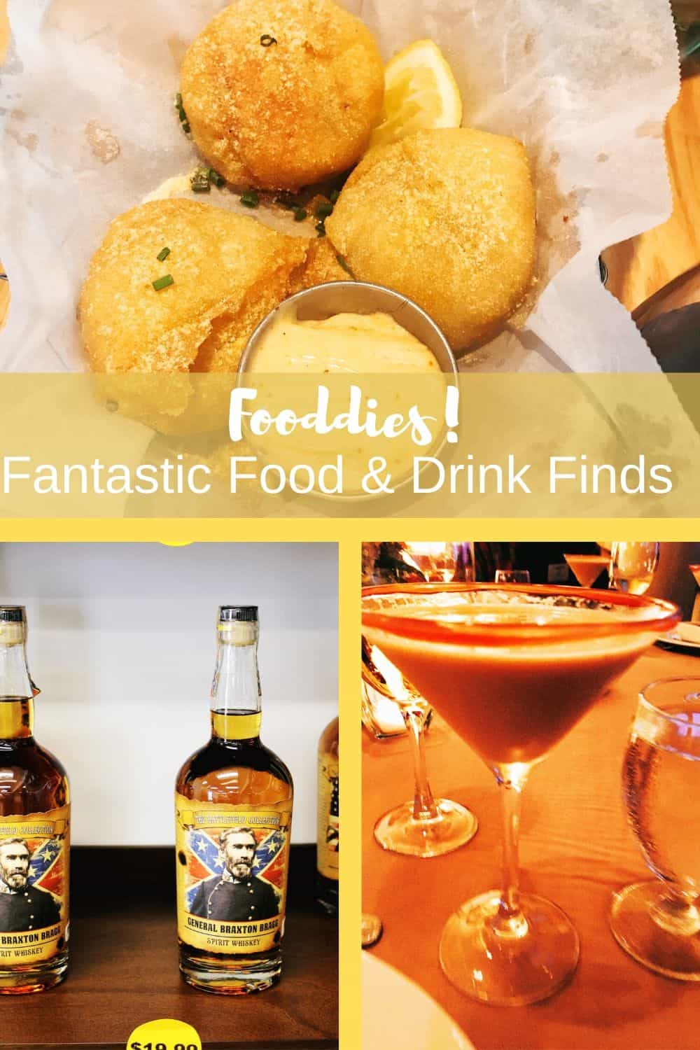 Guide to our favorite food & drink destinations. We love to travel! We love food! We love to cook, we love to eat, but most of all we love to experience food! This is a guide to our top foodie destinations, restaurants, wineries, breweries, and distilleries. Food and drink are meant to be experienced and savored. Share the experience with friends and make new friends - food & drink can unite. #food #drink #travel