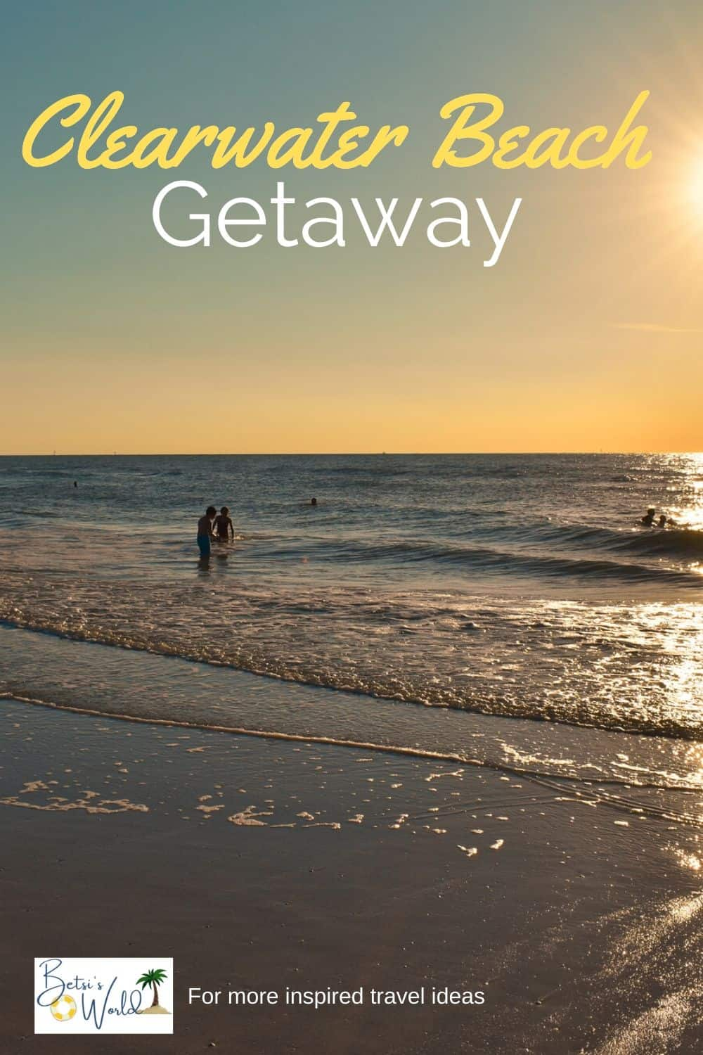 If You'reHeading to the Gulf Coast, Clearwater Beach Florida is home to attractions, dining options and experiences perfect for a romantic getaway. Check out our ideas for a top-notch romantic vacay for two! #couples #thingstodo #MYClearwater #BestBeachTown #ClearwaterBeach #Clearwater #Florida For more inspired travel ideas, visit www.betsiworld.