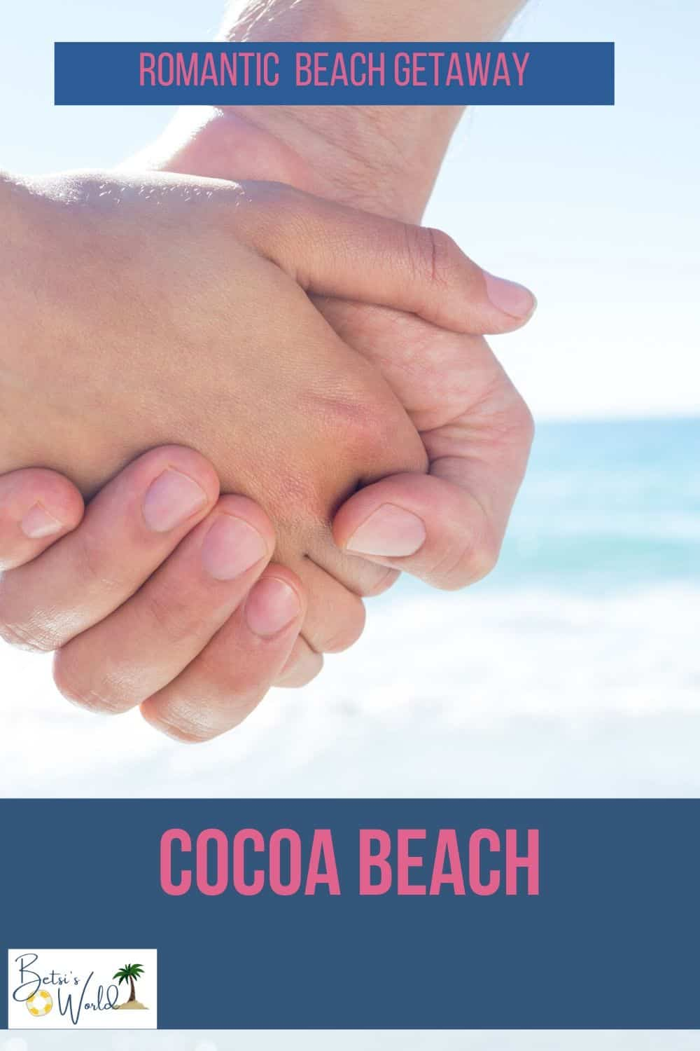 A romantic getaway to Cocoa Beach to experience the fun, sun, sand, and surf and explore all the Space Coast has to offer? Yes Please! Heading to Cocoa Beach is perfect for couples looking for a fun romantic getaway. #Florida #Floridagetaway #Beachgetaway #Floridabeachgetaway