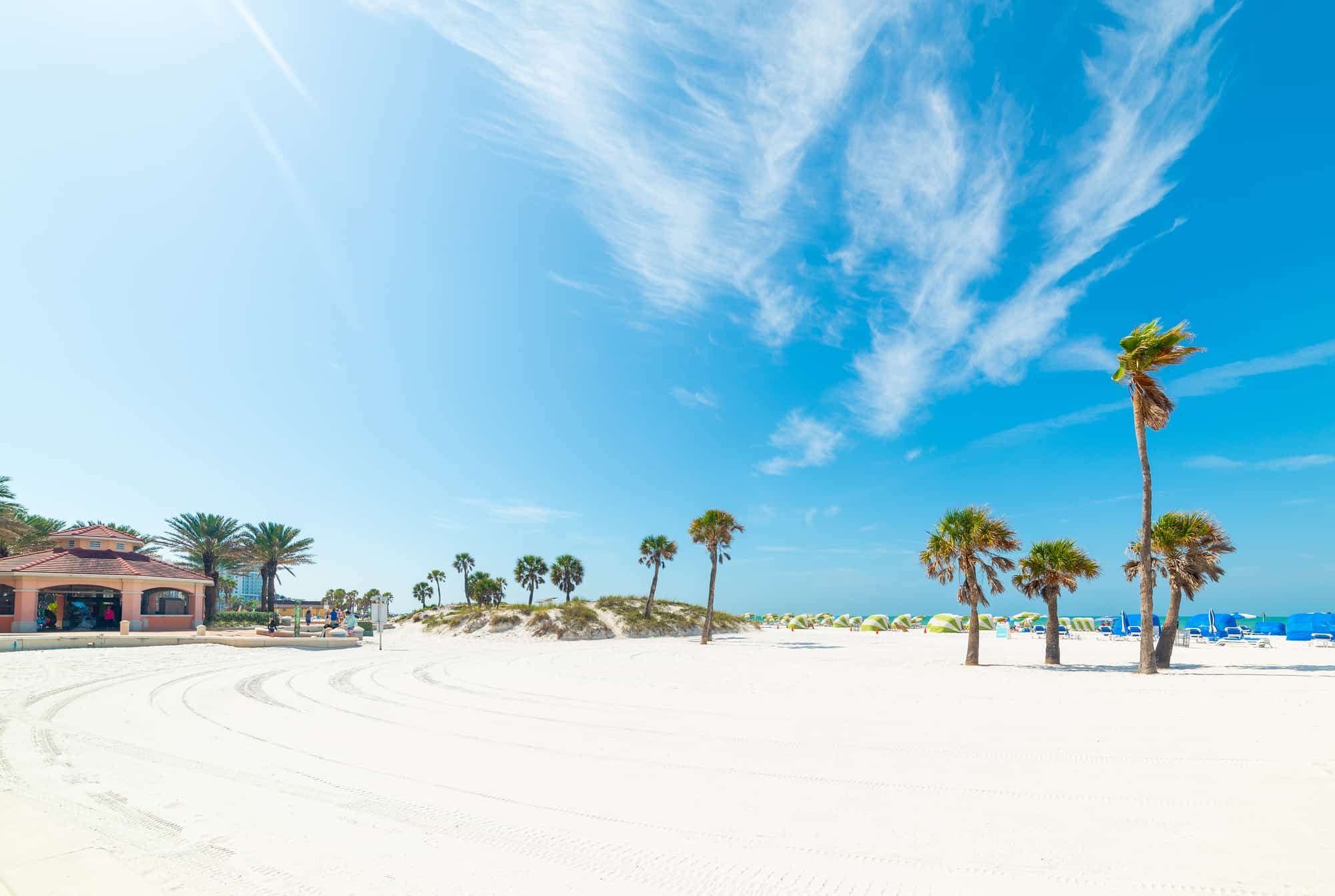 Clearwater Beach Romantic Getaway Ideas for Couples