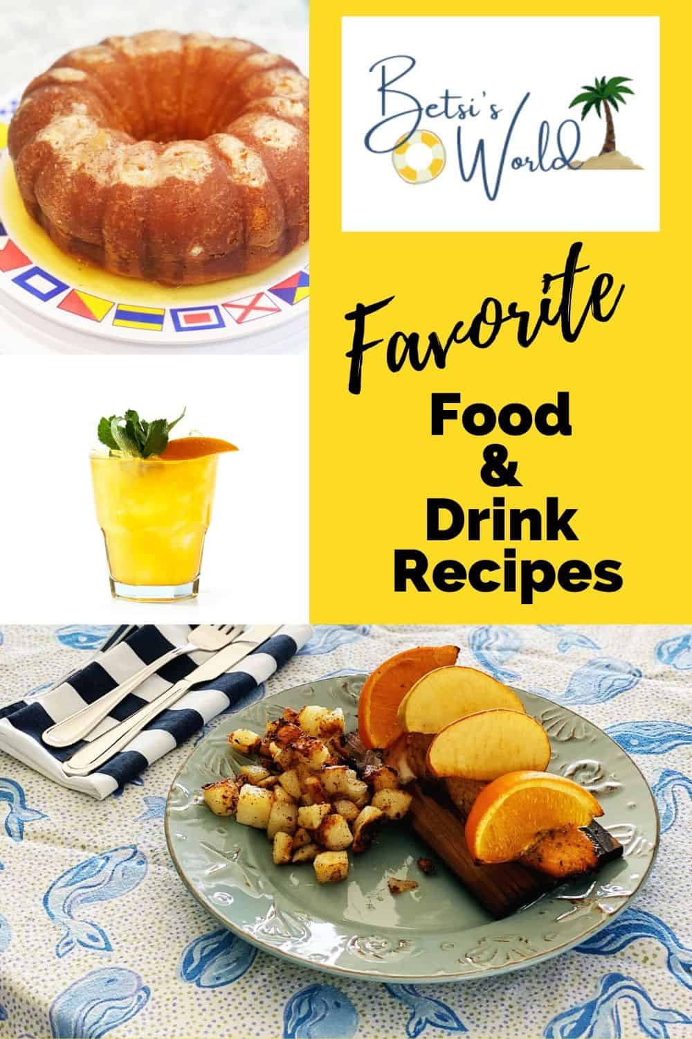 Have you ever had a night when you know you have to cook, but you don't want to think about what to cook? That's where we can help! Our food & drink recipes are quick, easy, and delicious. This means you won't be spending all day in the kitchen! #quick&easyrecipes #food&drink #food #cocktails