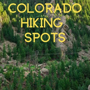 Getting in the fresh air, experiencing nature is what Colorado hiking is all about. These 7 top family-friendly Colorado hiking spots will fuel your desire to hit the trails ASAP