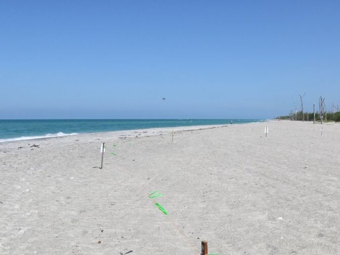 beach at Pass-a-Grill, Florida. For a relaxing vacation, we love Pass-a-Grill, is one of the destinations that we love for the best romantic Florida getaways