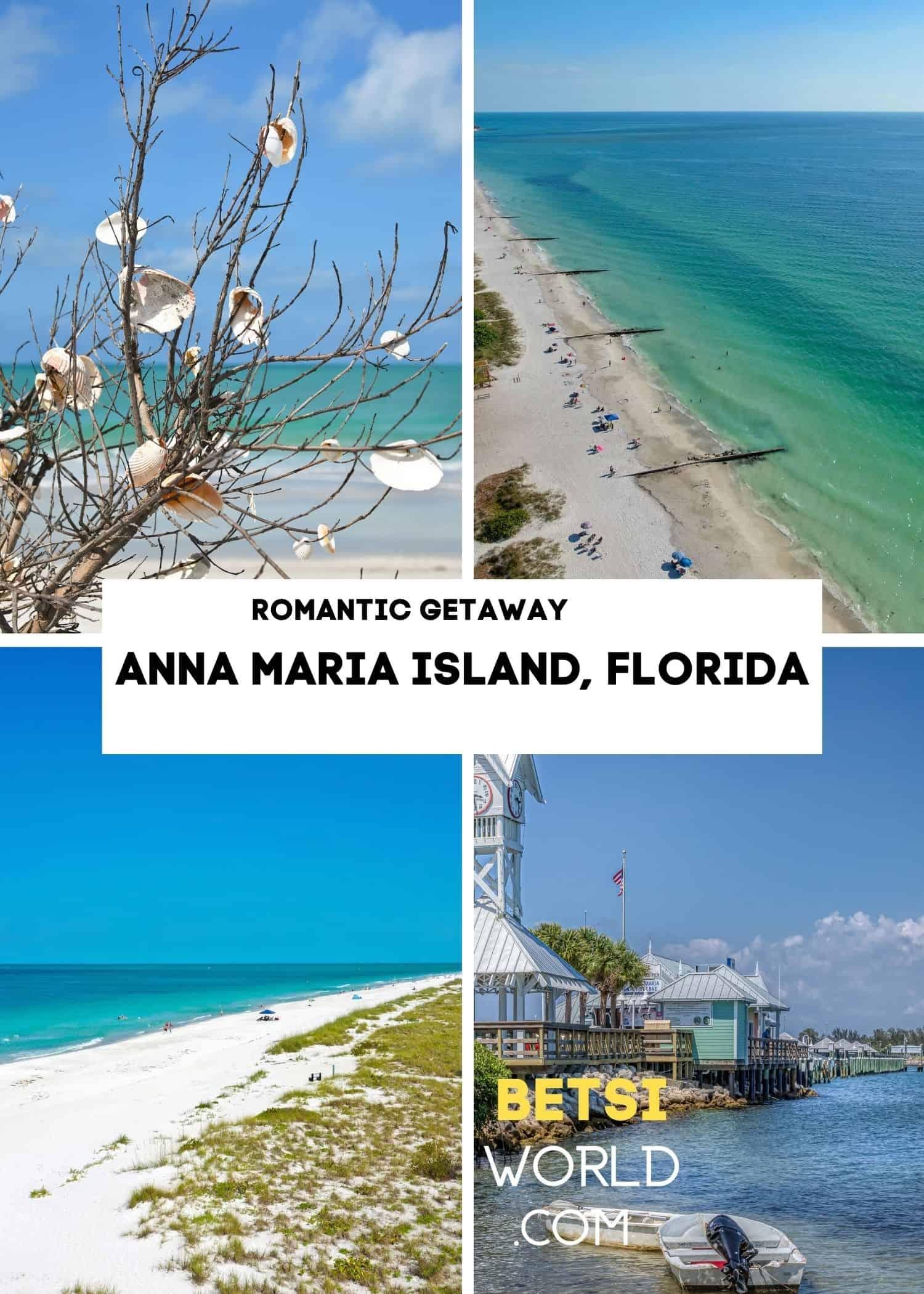 Anna Maria Island has so many beautiful and romantic spots to visit. This vacation spot is filled with amazing beaches and restaurants. I especially loved visiting the historic Anna Maria city pier!