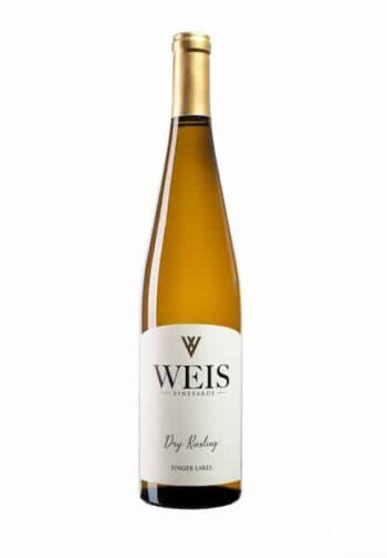 Weiss Vineyards Dry Reisling