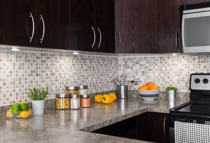 a kitchen backsplash that you can use to update your home